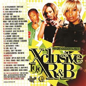 DJ Finesse - Xclusive R&B 19.9 (2010)