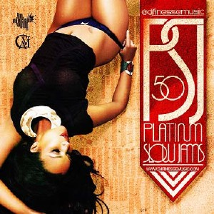 DJ Finesse - Platinum Slow Jams 50 (2010)