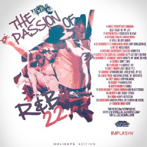 DJ Triple Exe - The Passion Of R&B 22 (2010)