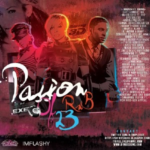 The Passion Of R&B 23 (2011)