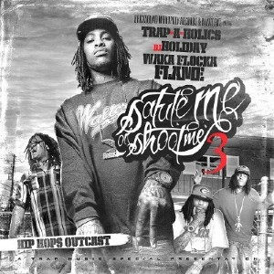 Waka Flocka Flame - Salute Me Or Shoot Me 3 (2011)