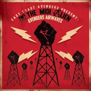 DC The MIDI Alien - Avengers Airwaves (2011)