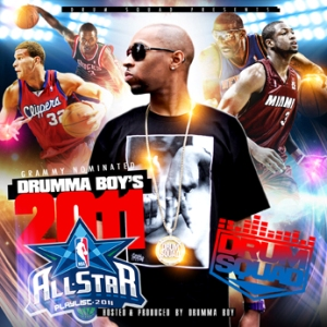 Drumma Boy - All-Star 2011 Playlist