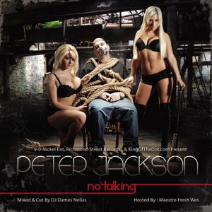 Peter Jackson - No Talking (2011)