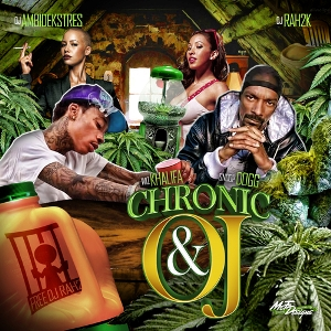 Wiz Khalifa &  Snoop Dogg - Chronic & Oj (2011)