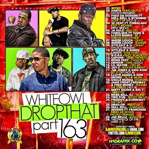VA - Whiteowl Drop That 163 (2011)
