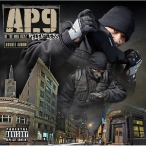 AP.9 - Relentless [2CD] (2011)