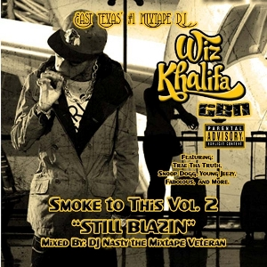 WIZ KHALIFA - Smoke To This Vol 2 (2011)