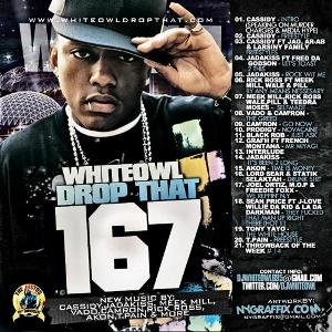 Various Artists - Whiteowl Drop That 167 (2011)
