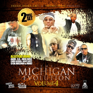 VA - The Michigan Evolution Vol. 4 (2011)