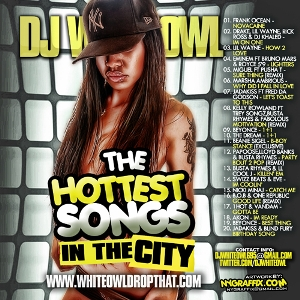 Various Artists -  The Hottest Songs In The City 10 (2011)