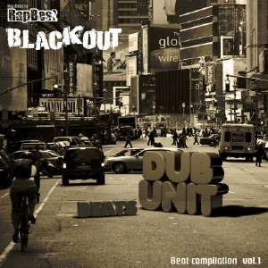 Dub Unit - Blackout (Instrumentals 2011)