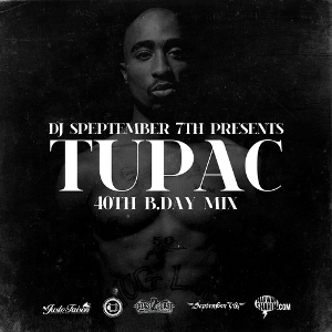 2Pac - 40th B-Day Mix (2011)
