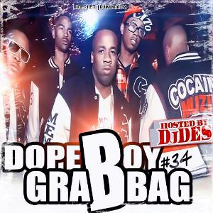 Various Artists - Dope Boy Grab Ba (2011)