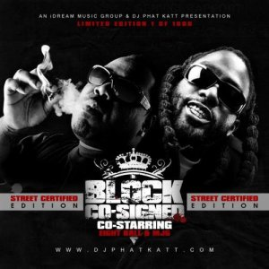 8Ball & MJG - Block Co-Signed (2011)