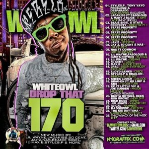 DJ Whiteowl - Whiteowl Drop That 170 (2011)