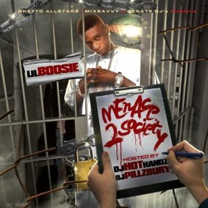 Lil Boosie - Menace 2 Society (2011)