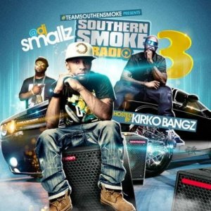 DJ Smallz - Southern Smoke Radio 3 (2011)