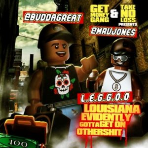 Bud Da Great & V. Jones - L.E.G.G.O.O. (2011)