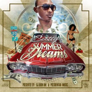 DJ Burn One & Scotty - Summer Dreams (2011)