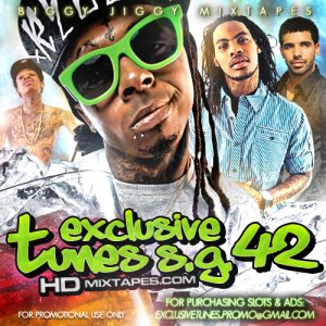 Exclusive Tunes S.G. 42 - Biggy Jiggy Mixtapes (2011)