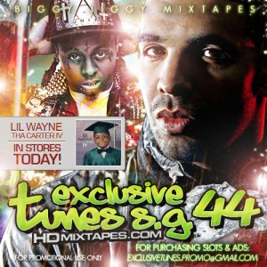 Exclusive Tunes S.G. 44 - Biggy Jiggy Mixtapes (2011)