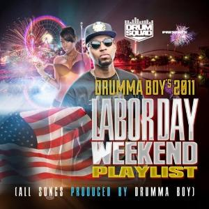 Druma Boy - Labor Day Playlist (2011)