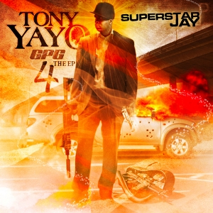 Tony Yayo - Gun Powder Guru 4 EP (2011)