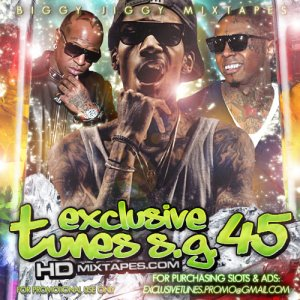 Exclusive Tunes S.G. 45 - Biggy Jiggy Mixtapes (2011)