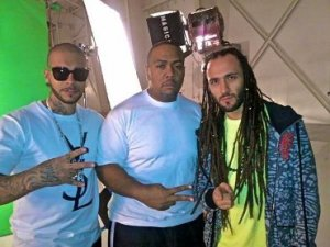 Timati & Timbaland - Not all about the money