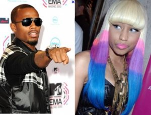 B.o.B, Nicki Minaj - Out Of My Mind