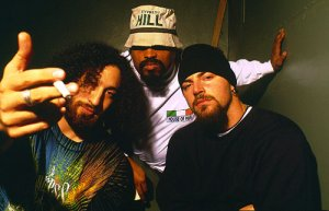 Cypress Hill, Rusko, Damian Marley - Can't Keep Me Down