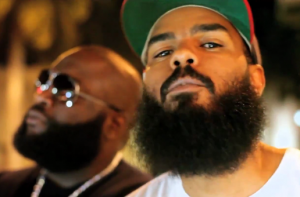 Rick Ross, Stalley - 10 Jesus Pieces