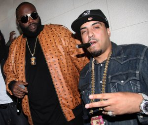 Rick Ross, French Montana - What A Shame