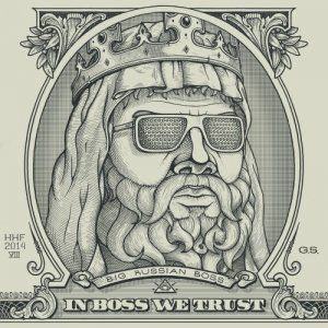 Big Russian Bo$$ - In Bo$$ We Trust