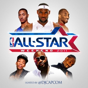 DJ Capcom - All-Star Weekend (2011)