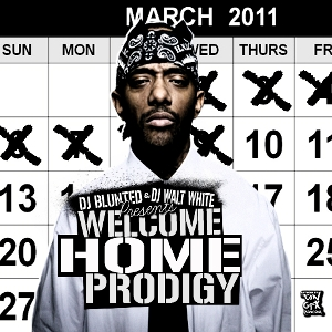 Prodigy - Welcome Home (2011)