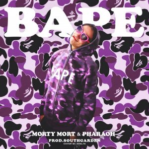 MORTY MORT & PHARAOH - BAPE